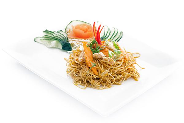 Chang mai noodles