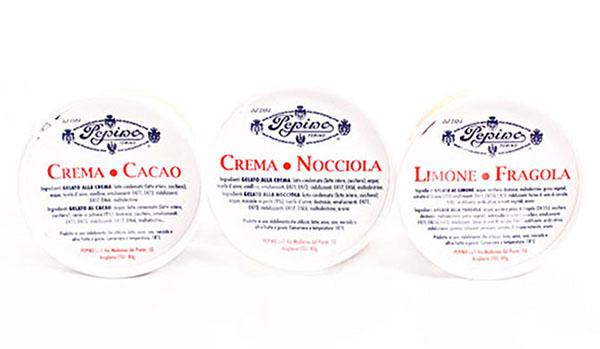 Coppetta di Pepino (Crema e cacao)